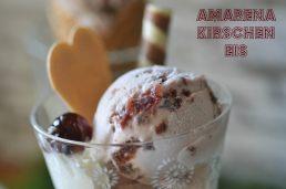 Amarena Kirschen Eis