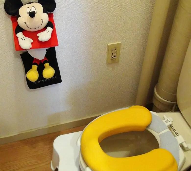 トイレトレーニングがきっかけ。トイレの環境は変える?準備したものはシンプル