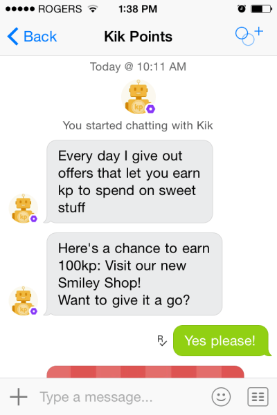 kik-bot-points