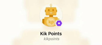 kik points image