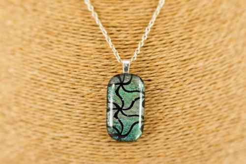 turquoise-glass-pendant