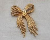 napier bow brooch