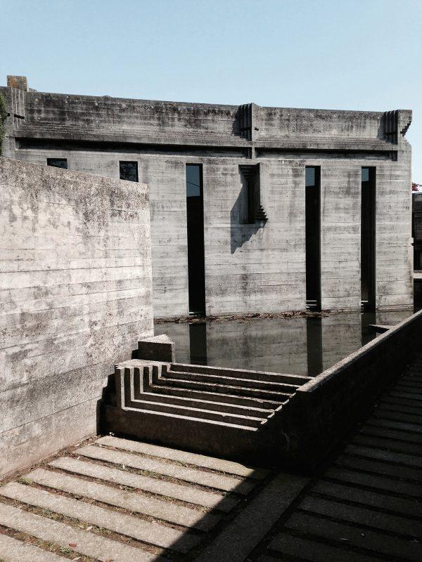 A Visit to Scarpas Brion Tomb  Kiku Obata  Company