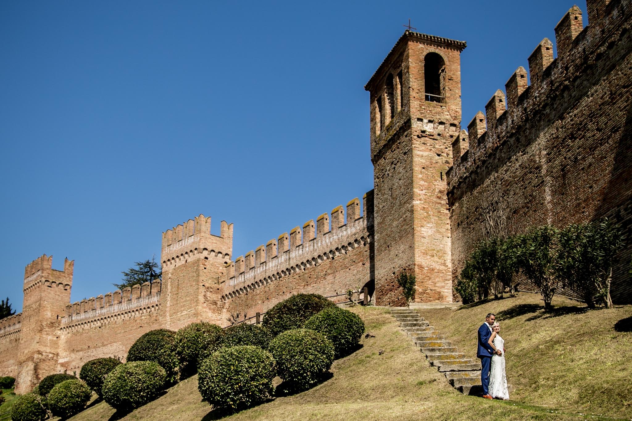 Wedding Italy, Gradara
