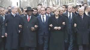 World Leaders in Paris 2015