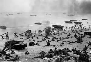 D-Day beach landing