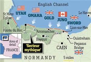 d-day landings map 2
