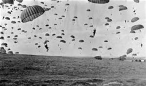 Market Garden airborne assault