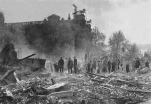 1944 - Destruction at Antwerp