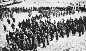 German POW at Stalingrad