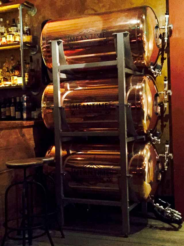 Meantime distillery