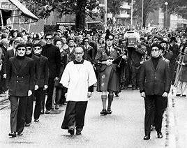 priests funeral