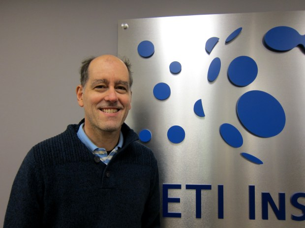 seti_peter_in_front_of_sign