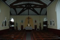 Interior of St Michael's Church