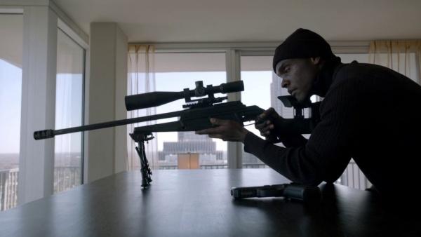 Homeland Sniper
