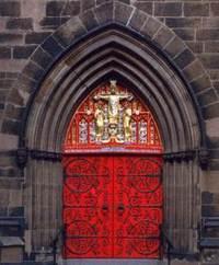 Saint Marks Doors