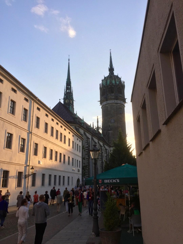 Fanfare on Ein feste Burg