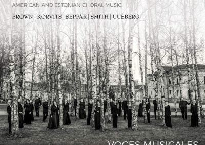 Where Flames a Word—Voces Musicales
