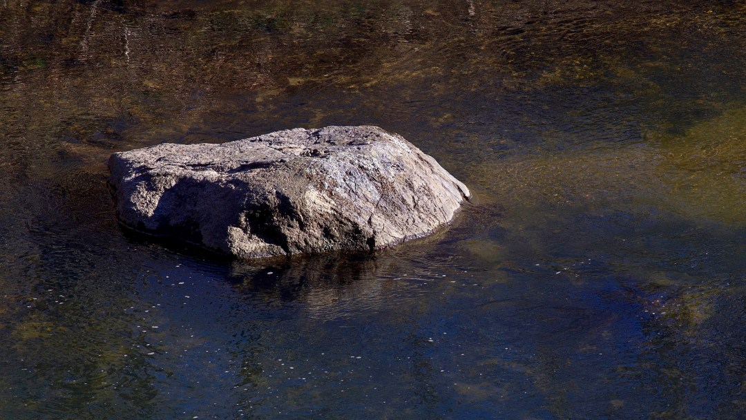 Pennypack rock