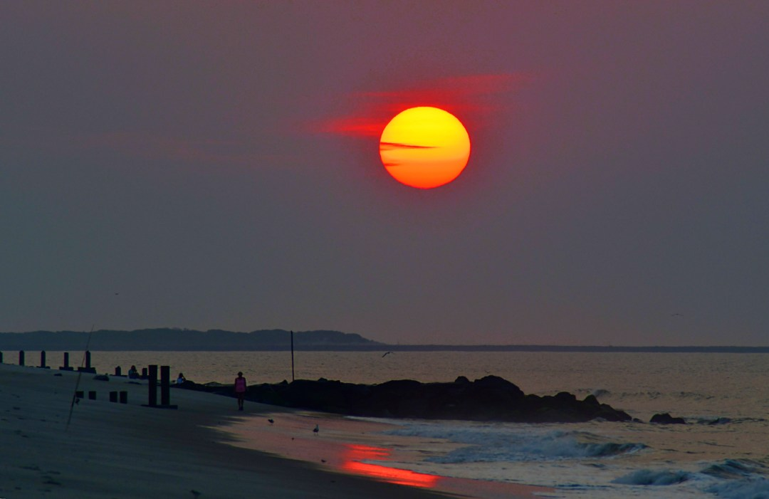 Sunrise, Cape May