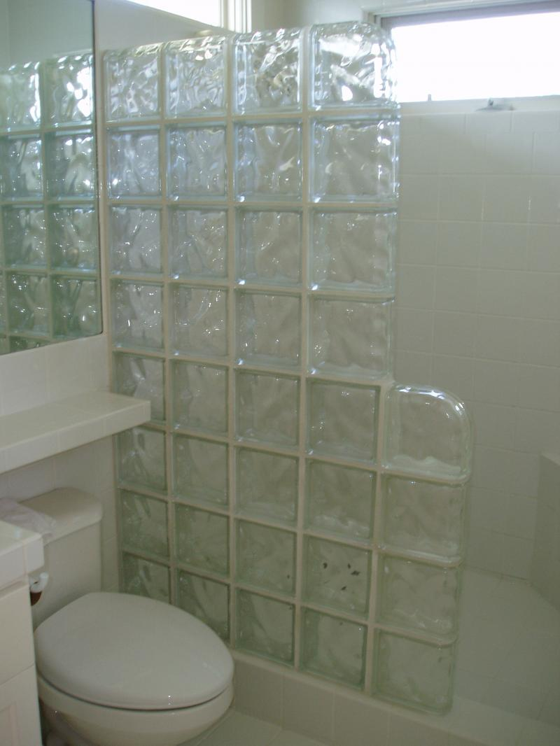 Glass Tile Design Ideas