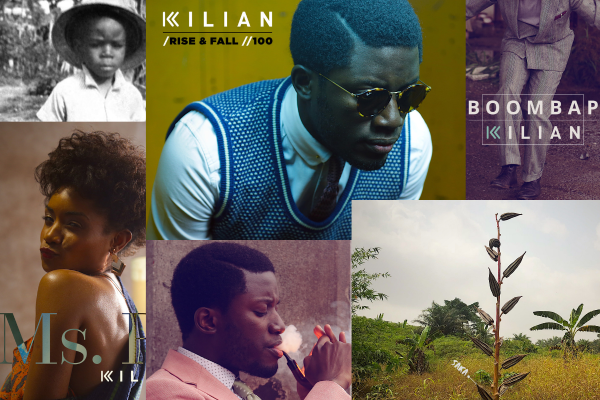 Kilian - Album & Single Covers