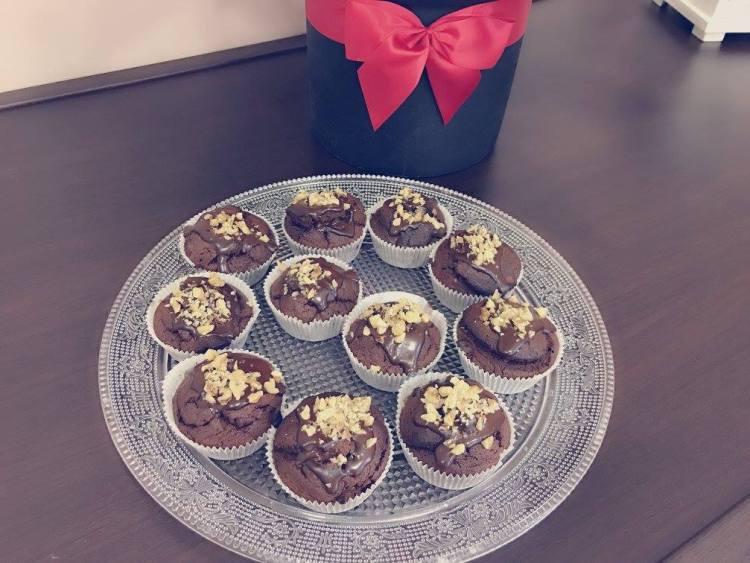 i buonissimi mini brownie di panemania bcn