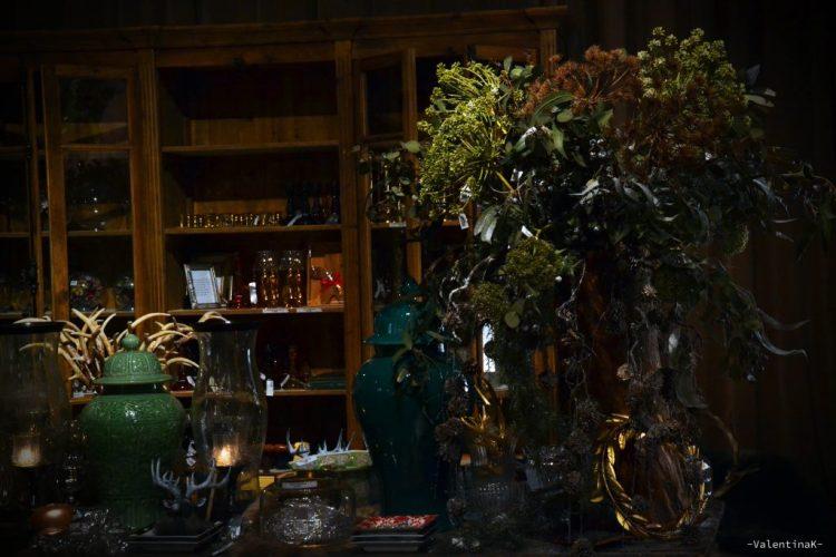 garden bulzaga natale: pianta, oggetti d'arredamento, cristallo, natale