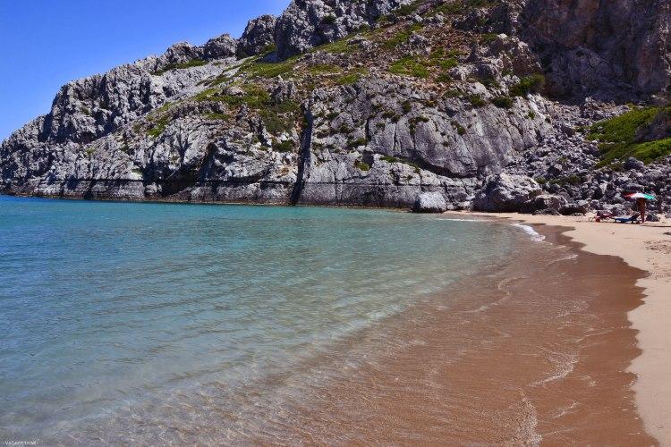 8 spiagge imperdibili sull'isola di Rodi: mare cristallino alla spiaggia di tsambika