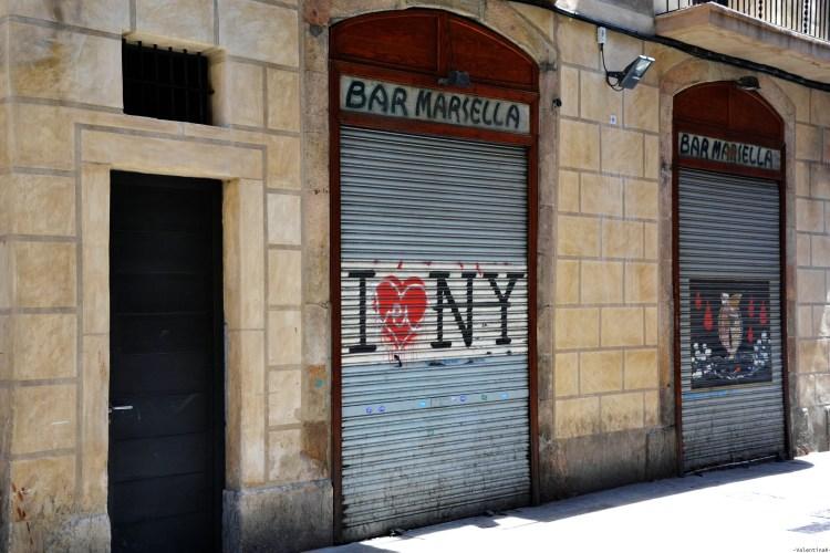 tapeando a barcellona: il celebre Bar Marsella