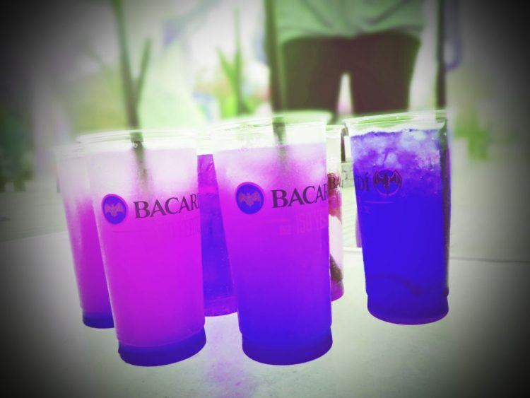 un sabato d'estate a marina di ravenna: aperitivo al Tequila!