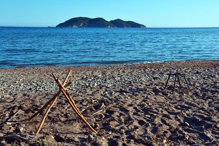 Undici spiagge imperdibili sull'isola di Zacinto: nidi di tartaruga e isolotto pelouzo alla spiaggia di dafni al tramonto