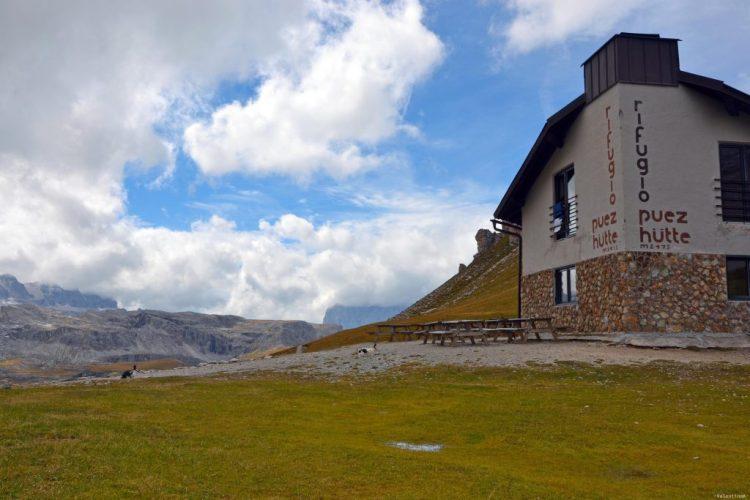 ABC dell'Alta Badia: il bel rifugio puez