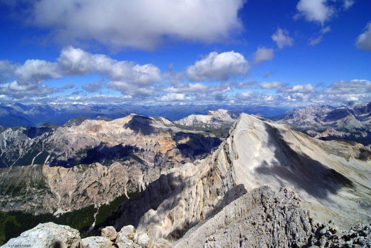 ABC dell'Alta Badia: panorama sulle dolomiti di Braies
