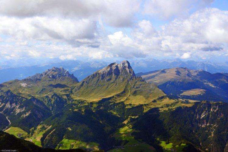 ABC dell'Alta Badia: l'erboso sass de putia