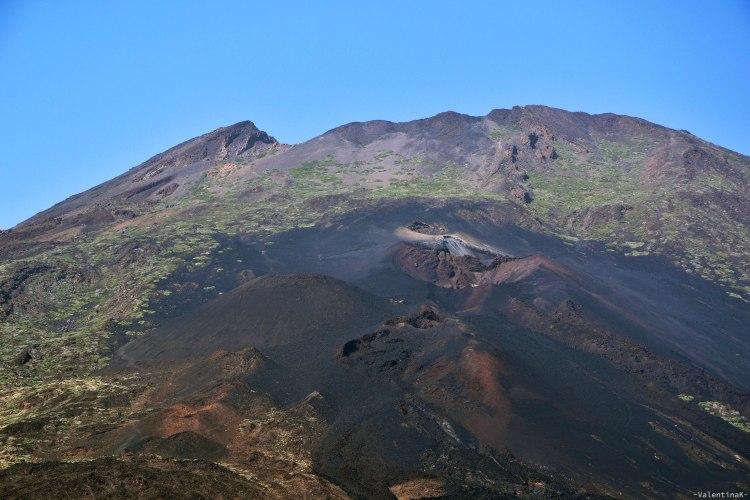 dieci cose che amo di Tenerife: vulcani e montagne presso il Teide