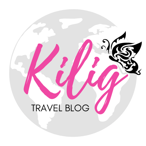 kilig travel blog logo