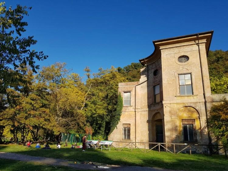 Alla scoperta del Parco Talon: Villa Sampieri Talon
