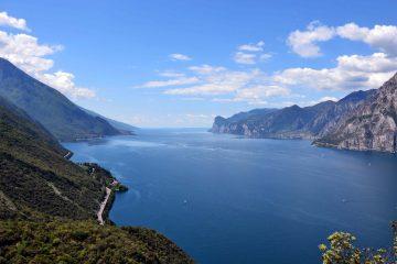 Sentiero Busatte Tempesta: la meravigliosa vista sul lago di Garda