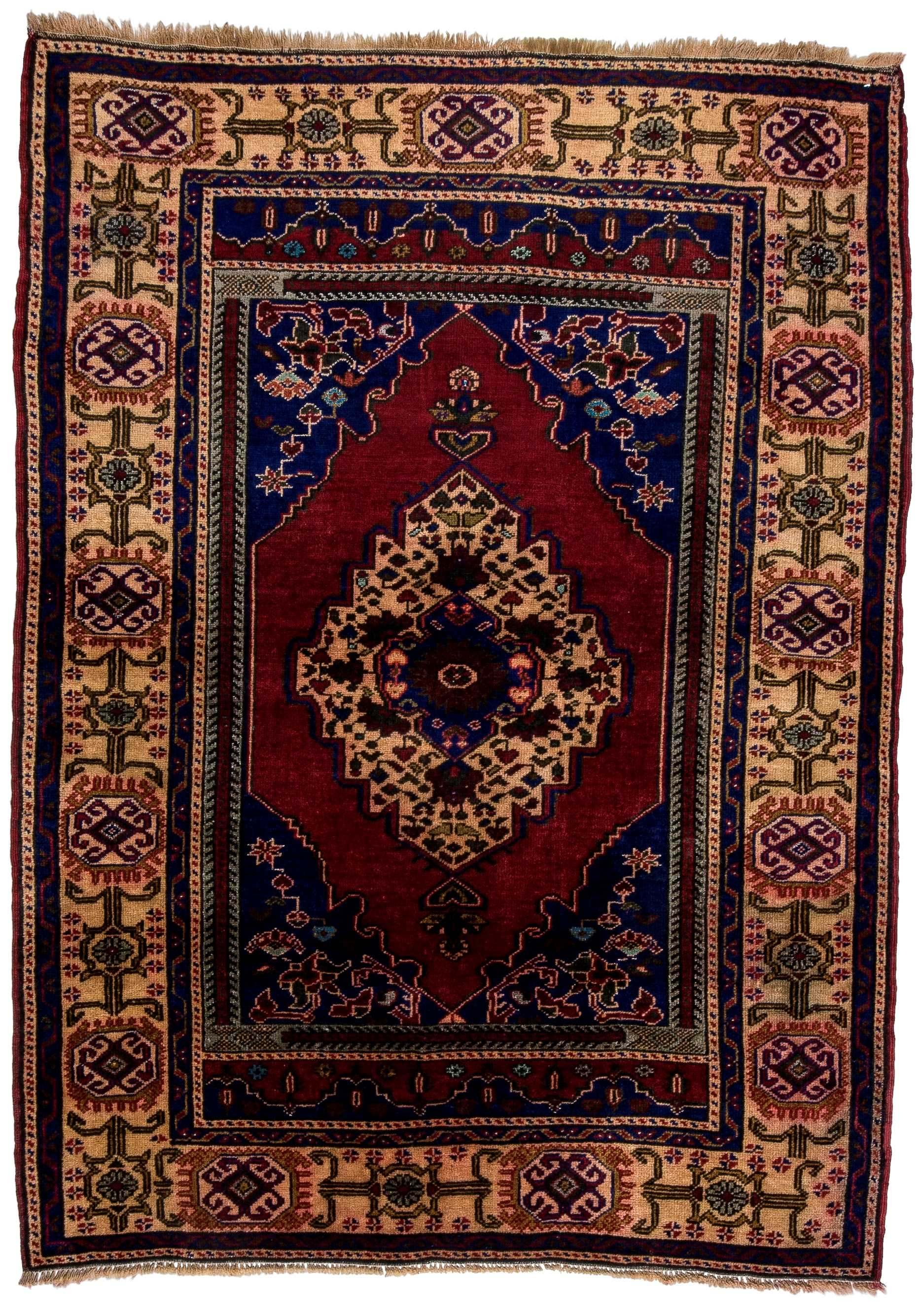 Turkish Semiold Rug  0783