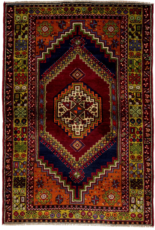 Vintage Nigde Turkish Rug  0790