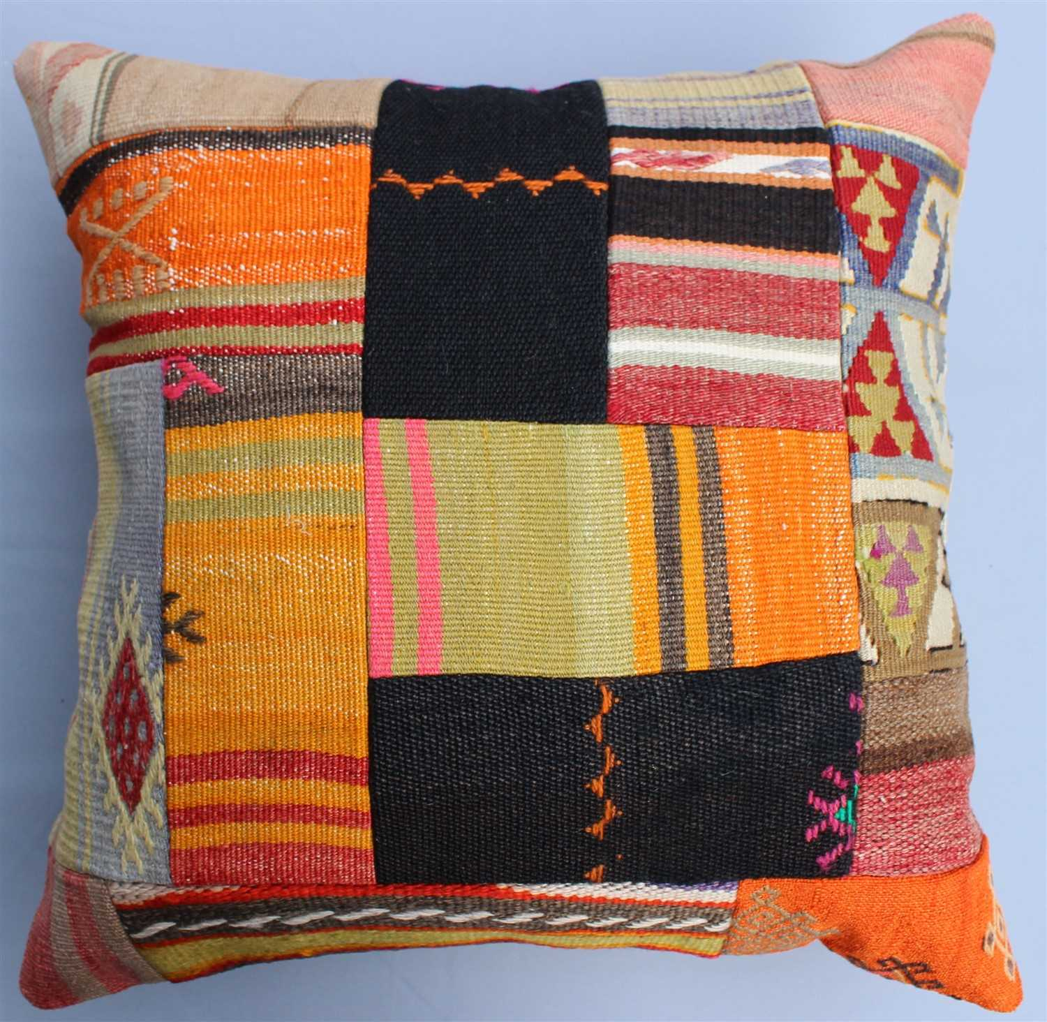 Patchwork Kilim Pillow  1265