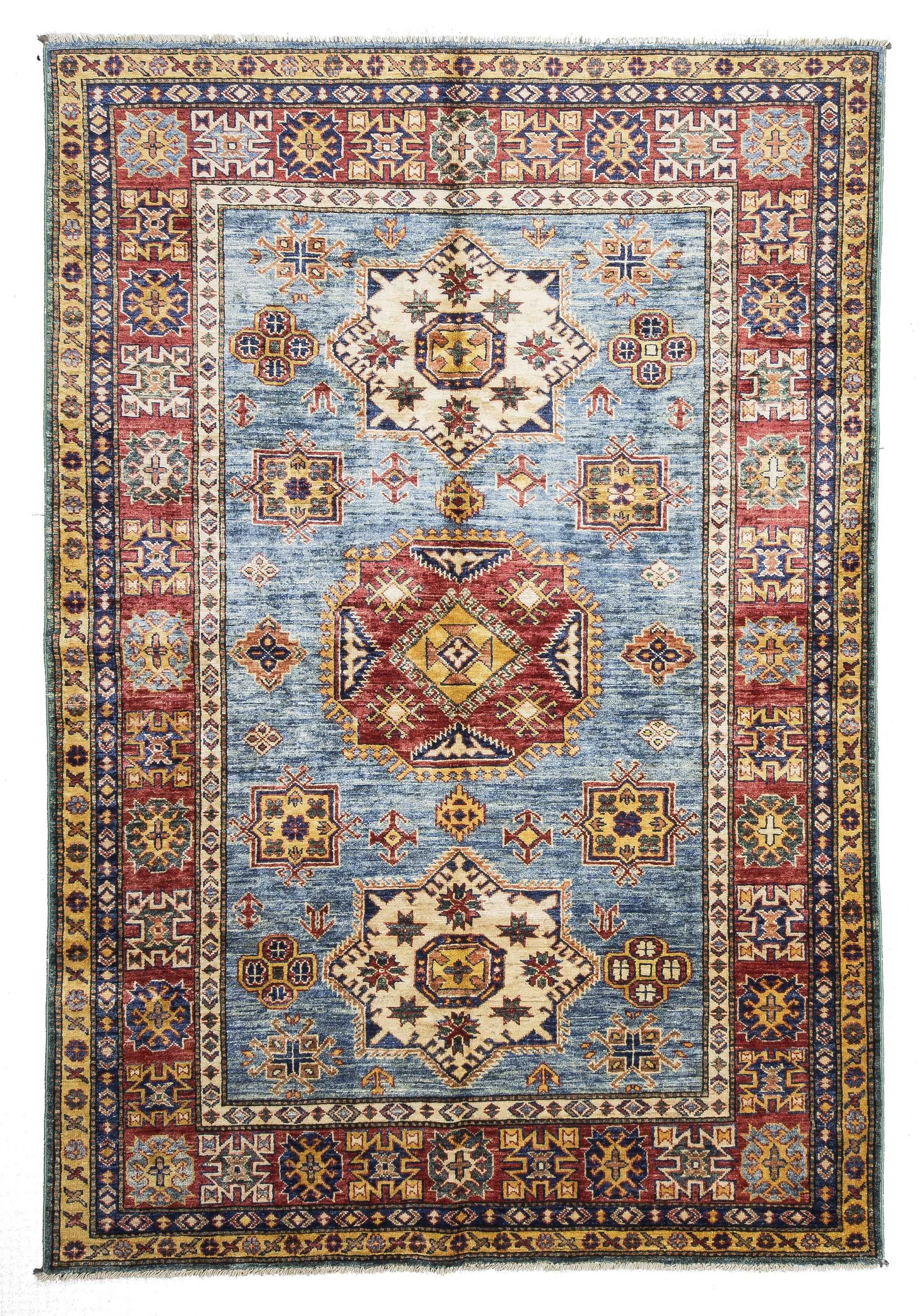 Tribal Kazak Rug  1850