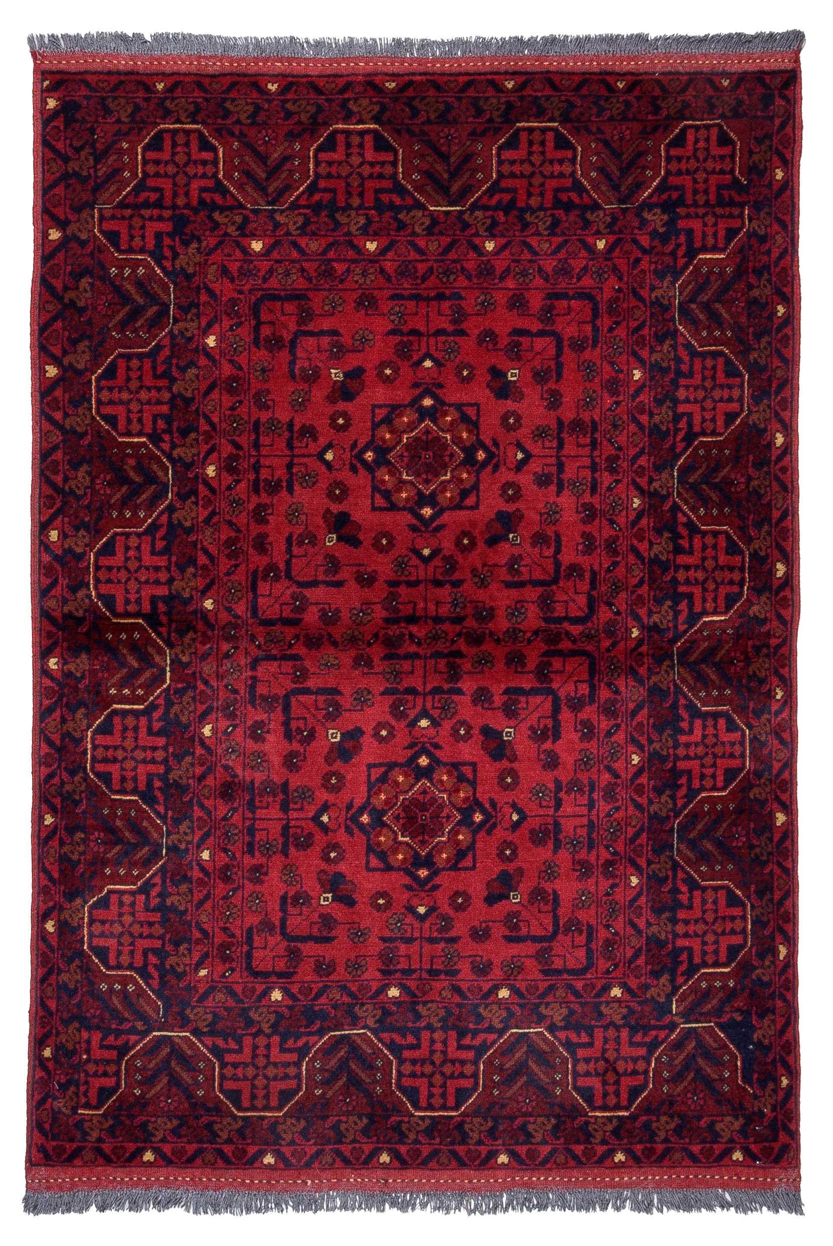 Afghan Rug  2921