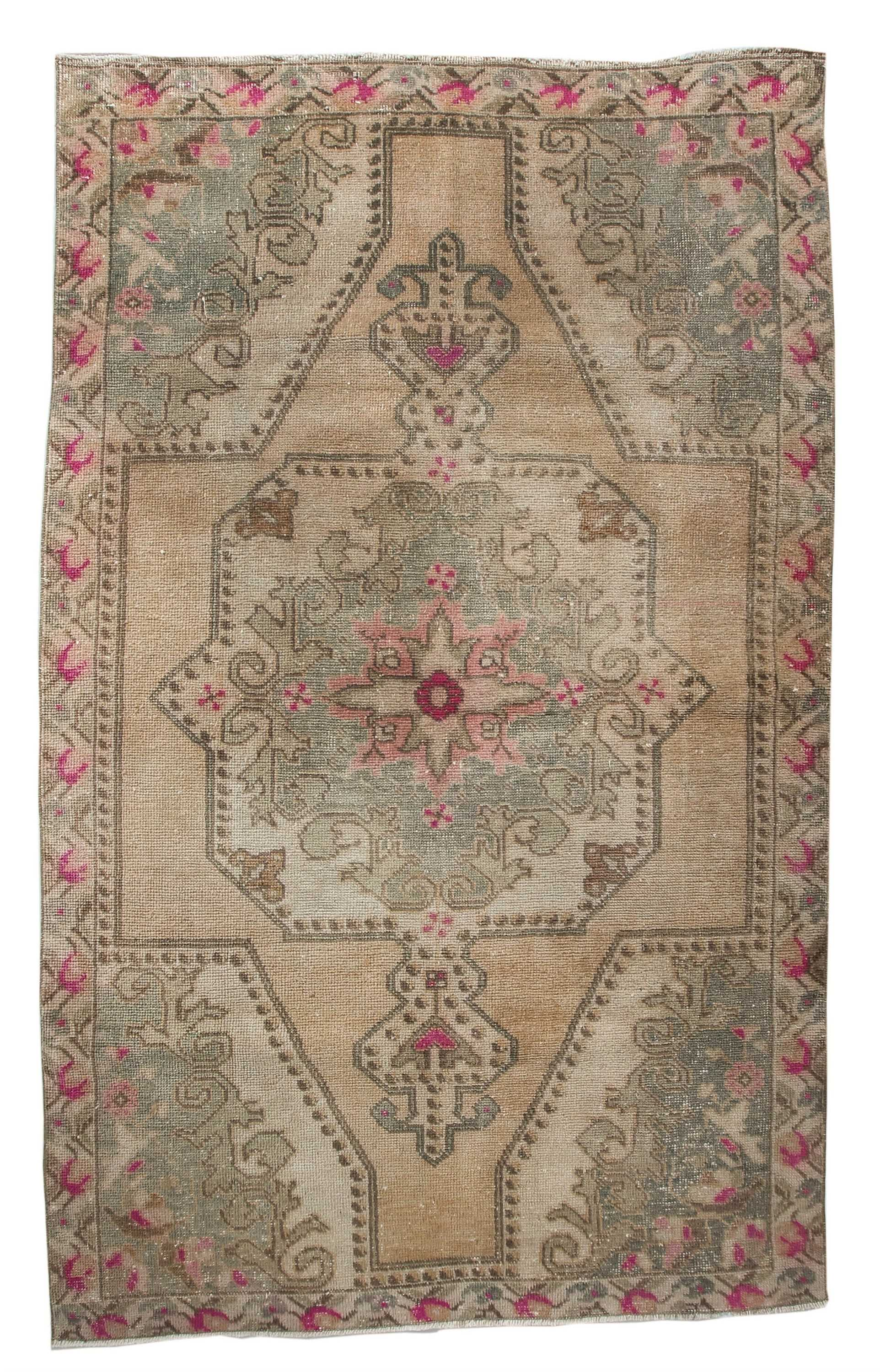 Vintage Turkish Rug  VR227