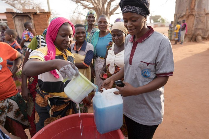 Women Farmers Engage in Complementary Commercial Activities