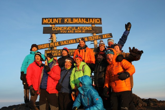 Mount Kilimanjaro-Rongai Route 6 Day Itinerary