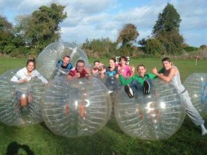 Bubble soccer Kilkenny 3