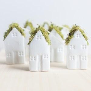 Clay Turf Houses