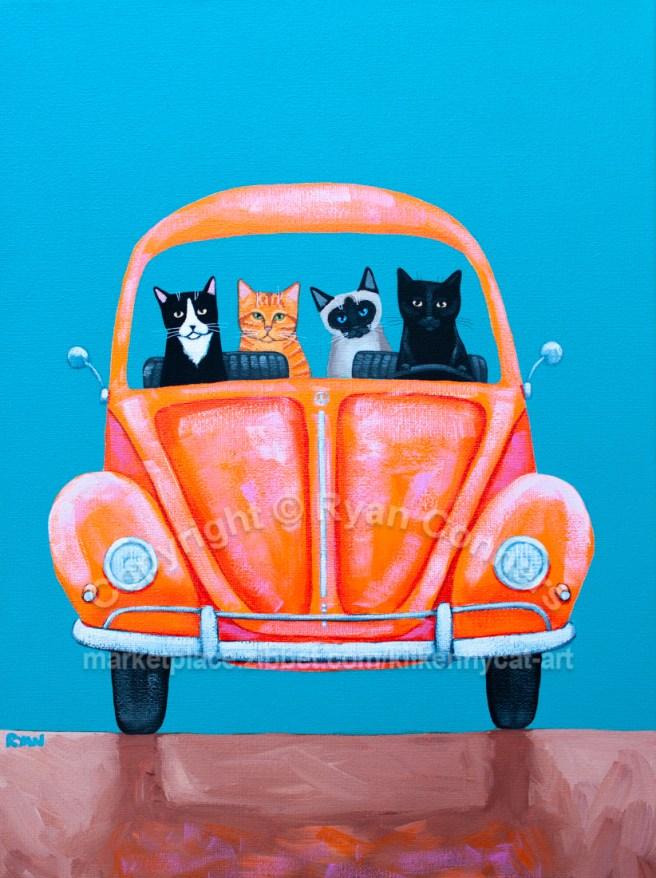 road trip gang
